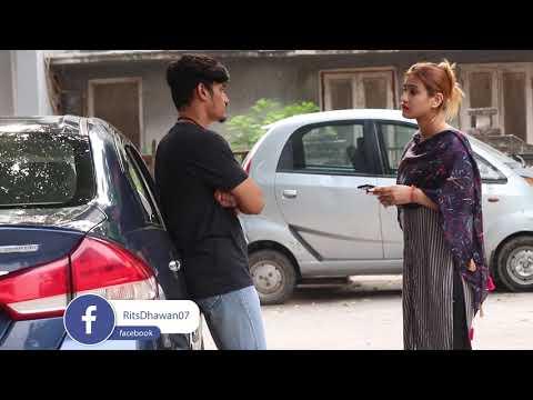 Beggar VS Beauty | Social Experiment | Must Watch | Rits Dhawan