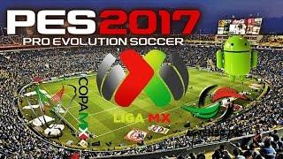 NUEVO PES + LIGA MX & ASCENSO 2017 ACTUALIZADO Y TEXTURAS HD PARA ANDROID (PPSSPP) Y PSP