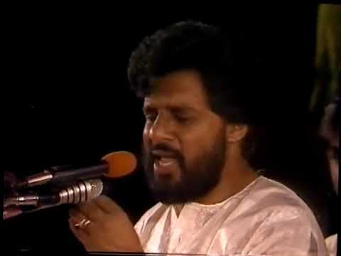 Vatapi Ganapathim Bhaje - Exclusive - Best Live concert by MUSIC WIZARD K.J.Yesudas