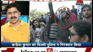 Afzal Guru row: JNU Students' Union president Kanhaiya Kumar arrested