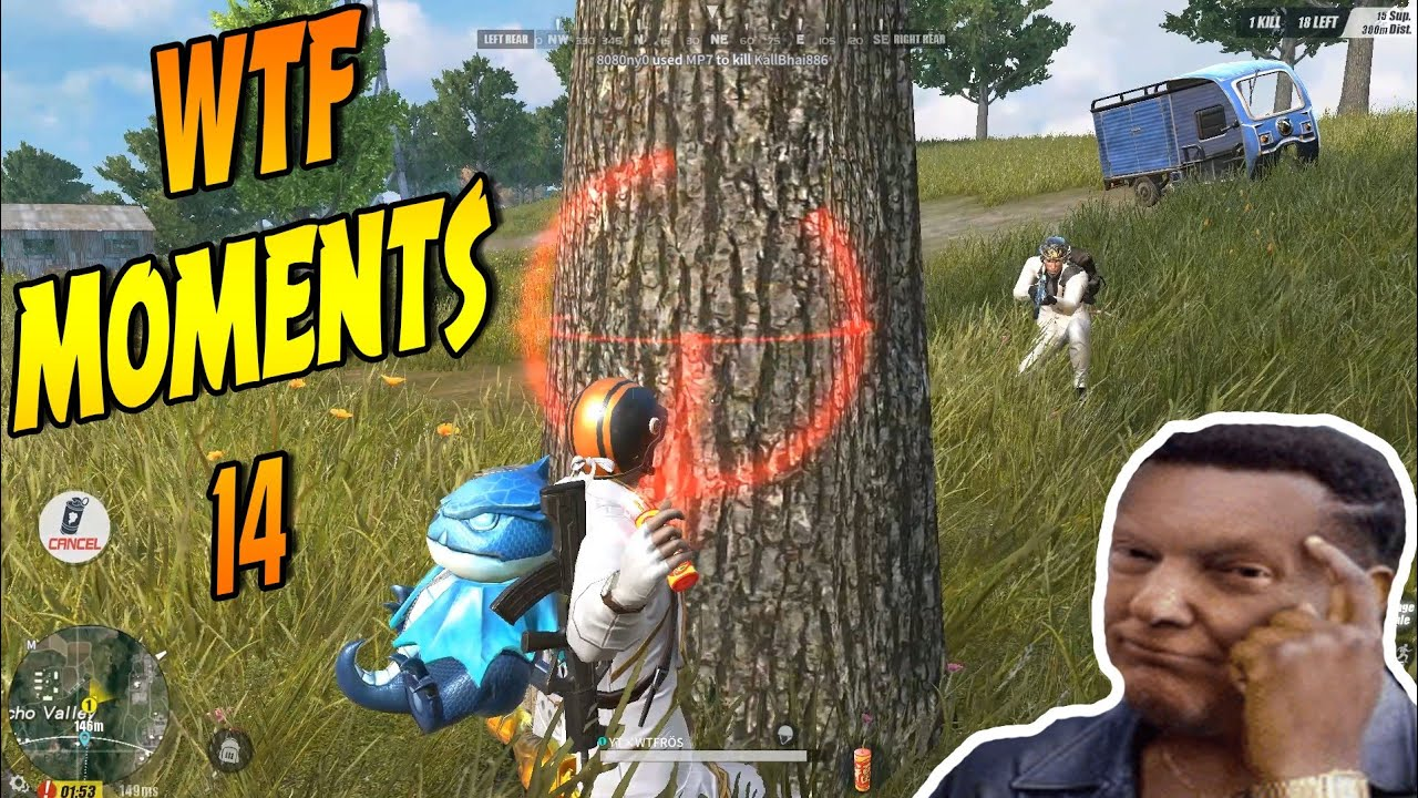 Rules Of Survival Funny Moments - WTF ROS #14