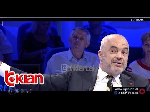 Opinion - Edi Rama! (20 shtator 2018)