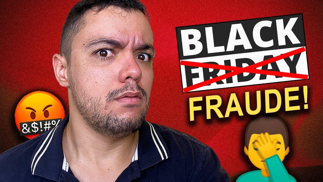 A BLACK FRIDAY Foi um DESASTRE, uma VERGONHA! (Pare de ser ENGANADO!)