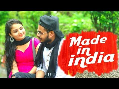 MADE IN INDIA// Guru Randhawa//Romantic Love Story//Naughty Group feat. Alkesh & Smita