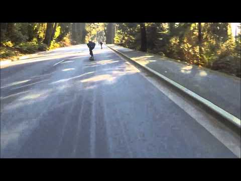 Winter Prospect Point Runs, Longboarder Labs Sunday runs