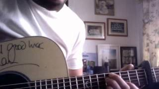 How i play Proof (I Am Kloot Cover)