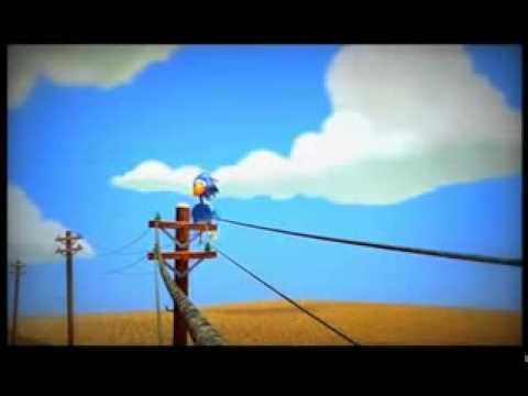 Pixar Vogelschreck