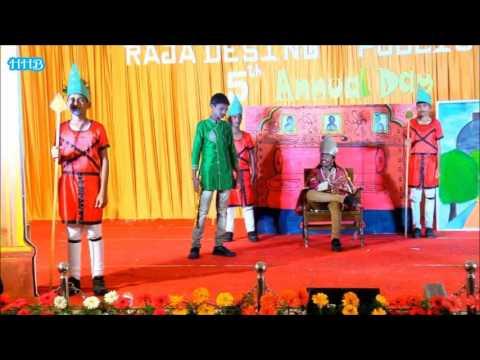 Raja Desing Story English Drama By Hamad Baig