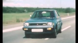 Autotest 1981 - Mitsubishi Colt