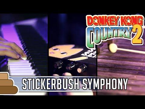 David Wise - Stickerbrush Symphony [Donkey Kong Country 2]