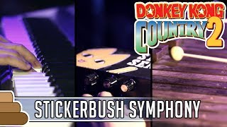 David Wise - Stickerbrush Symphony [Donkey Kong Country 2]