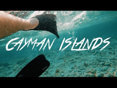 CAYMAN ISLANDS ADVENTURES! - Travel Edit