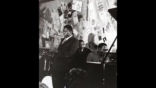"""Thelonious Monk with John Coltrane, """"Functional"""", 1957"""