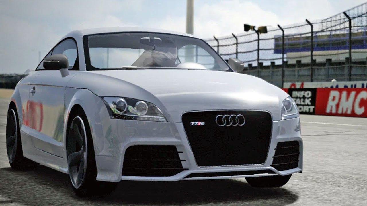 Audi Tt Rs Game: Audi TT RS Coupe 2010