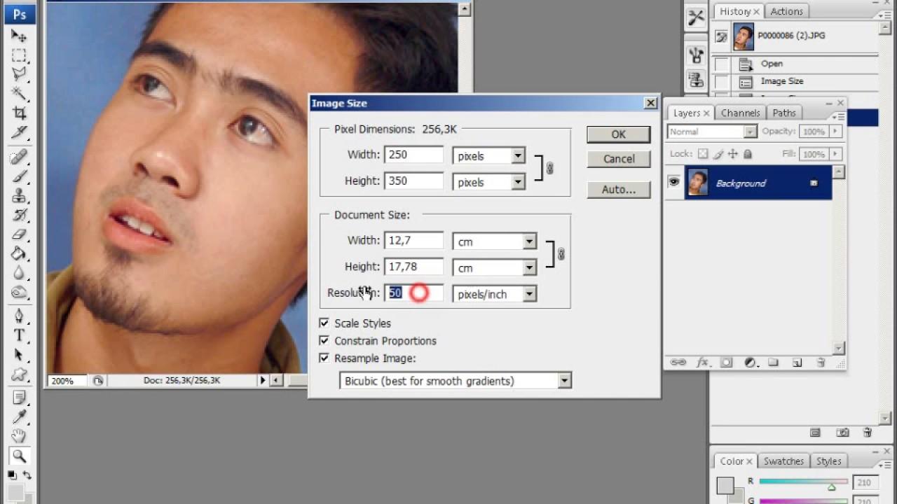 Cara Mudah Memperkecil Ukuran Gambar Jadi 300kb Root93 Co Id Computer Networking Web Programming