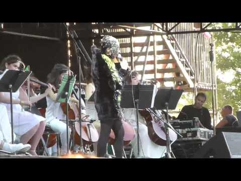 Bjork - LIVE @ GOV BALL NYC 6.6.15