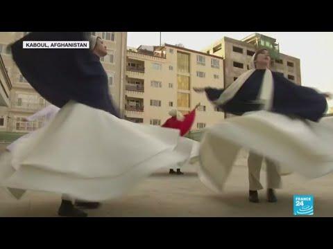 En Afghanistan, des femmes pratiquent le Sama, danse soufie réservée aux hommes