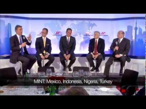 Lippo WEF Davos Lunch Dialogue Program (Part 1)