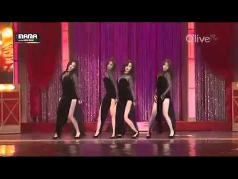 AILEE FT GIRLS DAY MAMA 2014 @something
