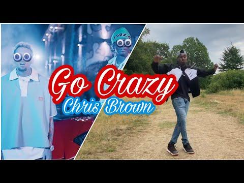 | Go Crazy Challenge Chris Brown | Dance Tutorial|