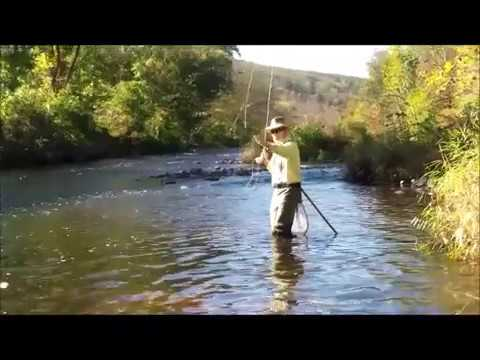 Fly fish farmington river ct youtube for Farmington river fishing report