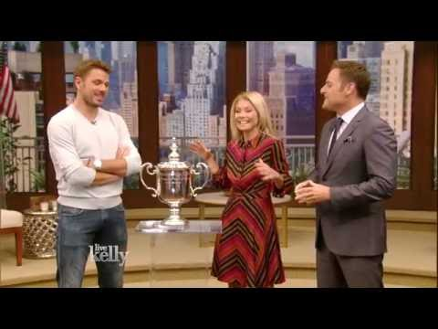 U.S. Open 2016 Men's Champion Stan Wawrinka