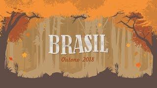 Brasil - Previsão para o outono 2018