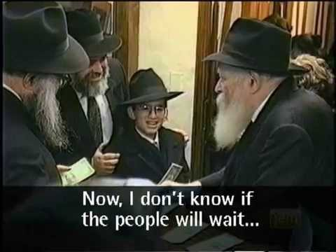 The Lubavitcher Rebbe On Becoming Bar Mitzvah / Bat mitzvah