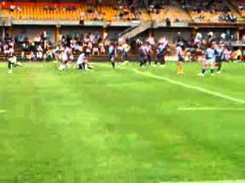 nrl bulldogs trial game vs roosters