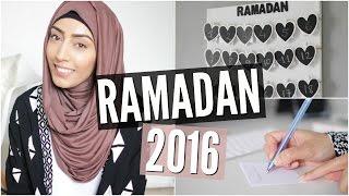 Ramadan | Organisation , Astuces & DIY !