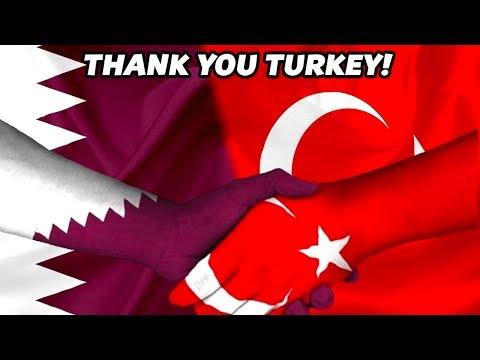 Thank You Turkey! | Teşekkür ederim Türkiye - A Qatari Speaker!
