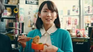 「吉岡里帆」「ToshI」がダジャレ連発!!ワイモバイルのCM 3