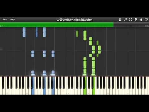 Vocaloid - The Lost One's Weeping (Piano) [Synthesia]