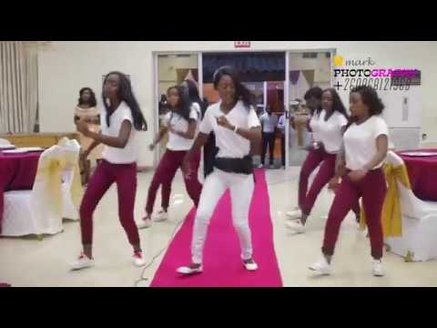 Brides Dance Advert Zambian Weddings