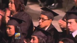 Army dad succeeds at 'Operation Graduation Surprise'