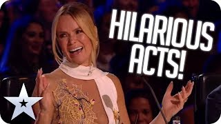 The most HILARIOUS performances from Series 13  BGT 2019