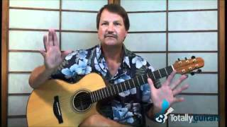 Red River Valley - Guitar Lesson Preview