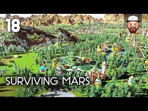 Marte 100% Terraformada!
