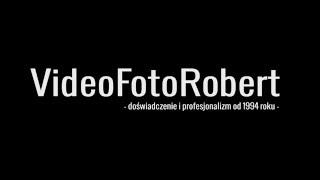 VIDEO FOTO ROBERT logo kamerzysta fotograf na wesele ślub Białystok Podlaskie Warszawa Mazowieckie