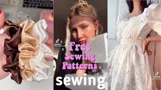 sewing compilation from sewtok