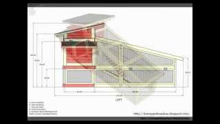 S100 - Chicken Coop Plans Free - Chicken Coop Plans Construction