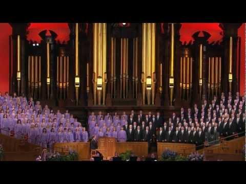 Redeemer of Israel - Mormon Tabernacle Choir