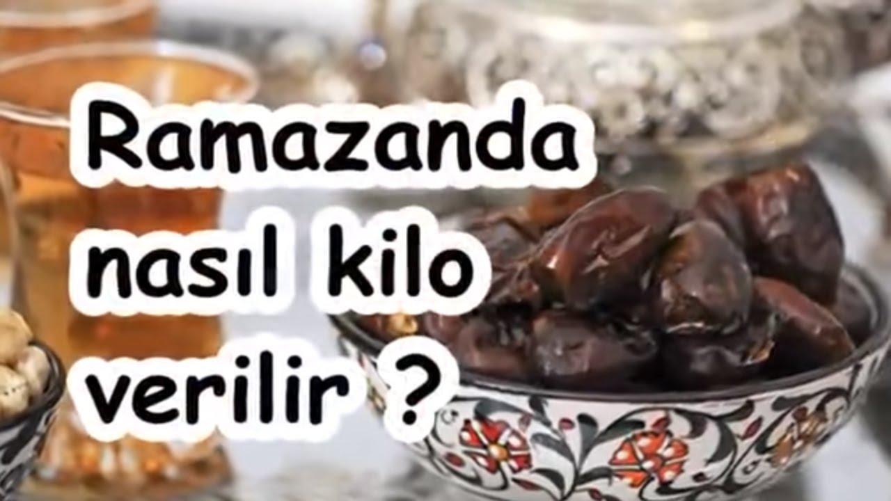 Ayça Kaya Ramazan Diyeti 1 Ayda 5 Kilo