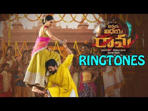 Top 5 Best Vinaya Vidheya Rama Ringtones  Download Now