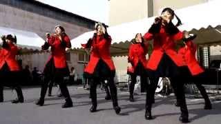 亀山シャイニングガールズ 亀山大市 ステージの様子をUltraHDカメラ で...