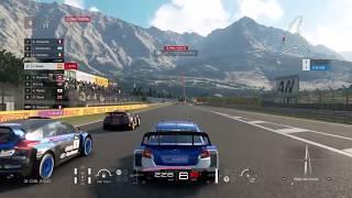 Baixar Gran Turismo Sport | Gameplay + Replay | Subaru WRX - Dragon Trail | GT Sport