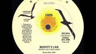 Cheri - Murphy's Law ( Disco 1982 )