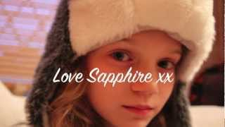 """David Guetta"" - ""She Wolf"" (Falling To Pieces) ft. ""Sia"" by Sapphire Singing 9 years"