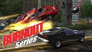 BURNOUT Racing Game Series Retrospective - A Look Back