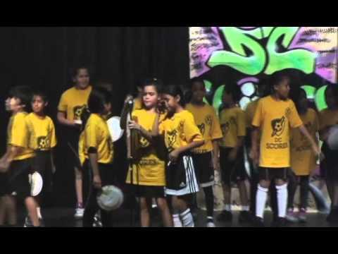2011 DC SCORES Poetry Slam!: Bancroft Elementary School